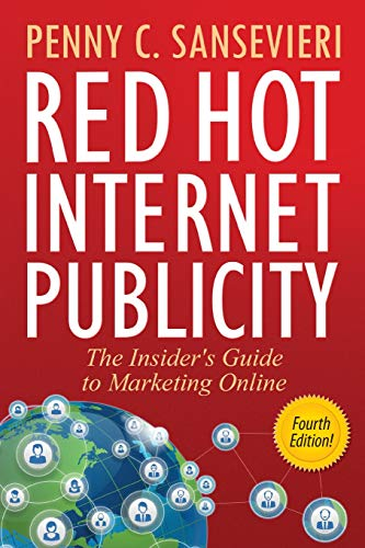 Red Hot Internet Publicity By Penny C Sansevieri