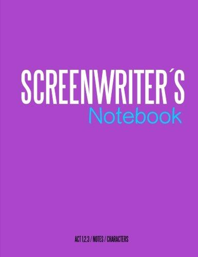 Screenwriters Notebook By Juan Sebastian Valencia