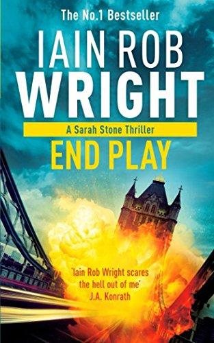End Play (Major Crimes Unit) By Iain Rob Wright