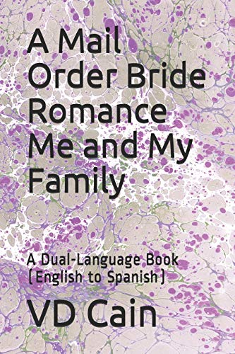 A Mail Order Bride Romance Me and My Family By VD Cain