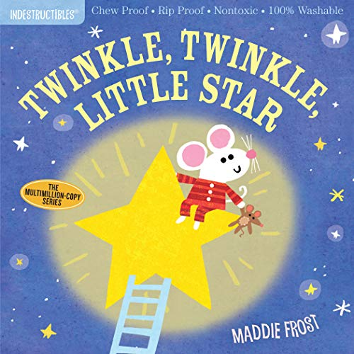 Indestructibles: Twinkle, Twinkle, Little Star By Maddie Frost