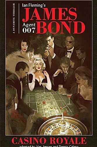 James Bond: Casino Royale By Ian Fleming