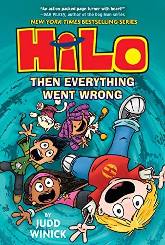Hilo Book 5 By Judd Winick