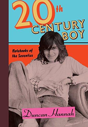 Twentieth-Century Boy von Duncan Hannah
