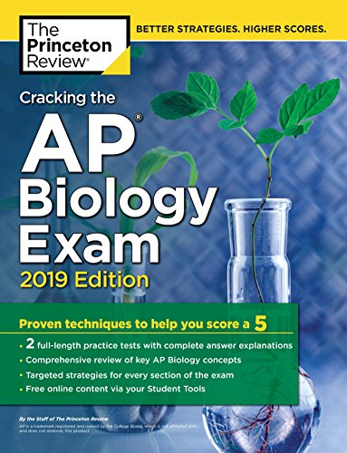 Cracking the AP Biology Exam By Princeton Review