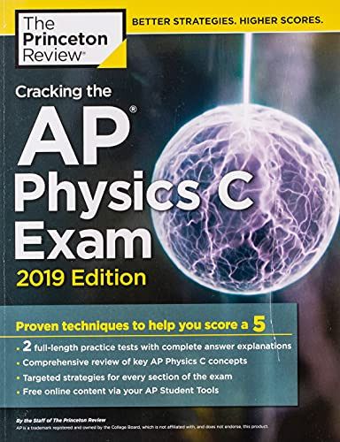 Cracking the AP Physics C Exam By Princeton Review