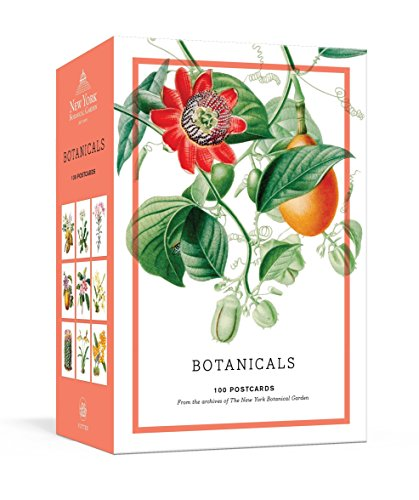 Botanicals: 100 Postcards from the Archives of the New York Botanical Garden By New York Botanical Garden