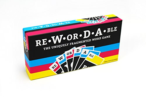 Rewordable Card Game By Allison Parrish
