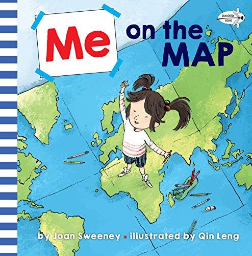 Me on the Map von Joan Sweeney