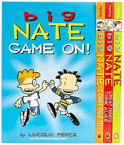 Big Nate Better Than Ever: Big Nate Box Set Volume 6-9 By Lincoln Peirce