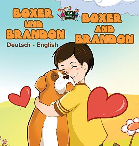 Boxer und Brandon Boxer and Brandon By Inna Nusinsky