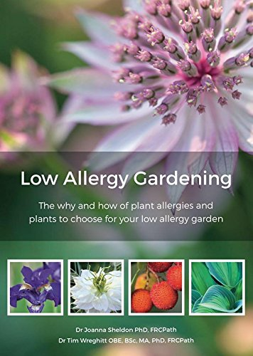 Low Allergy Gardening By Joanna Sheldon