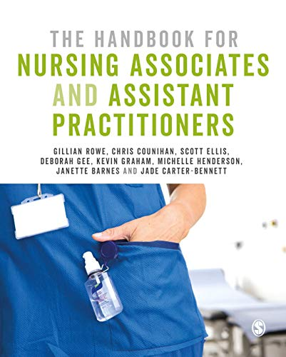 Handbook for Nursing Associates and Assistant Practitioners By Gillian Rowe