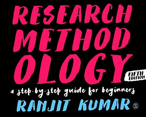 Research Methodology By Ranjit Kumar