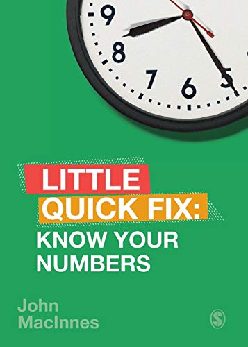 Know Your Numbers (Little Quick Fix) By John MacInnes