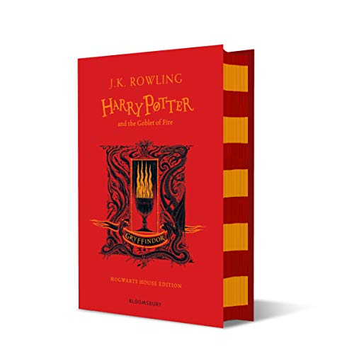 Harry Potter and the Goblet of Fire - Gryffindor Edition von J.K. Rowling
