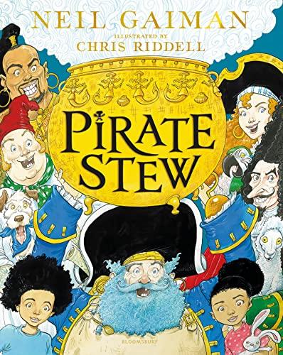Pirate Stew von Neil Gaiman