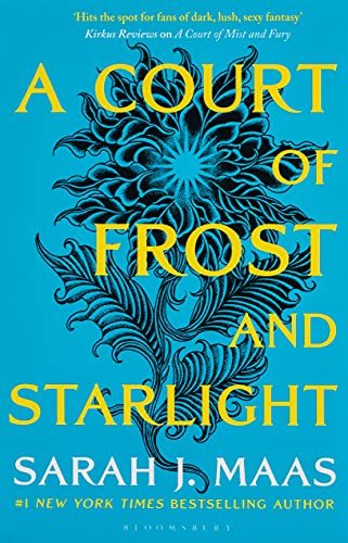 A Court of Frost and Starlight von Sarah J. Maas