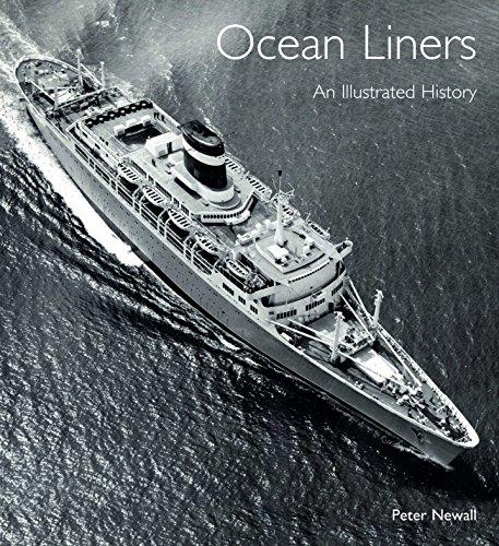 Ocean Liners By Peter Newall