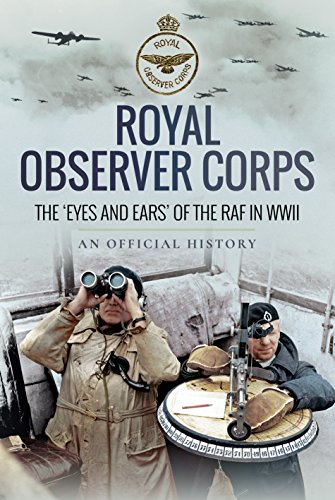 Royal Observer Corps By Frontline Books