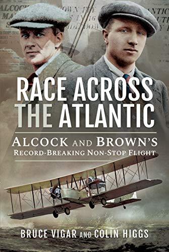 Race Across the Atlantic By Bruce Vigar