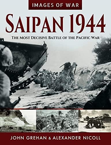 Saipan 1944 By John Grehan