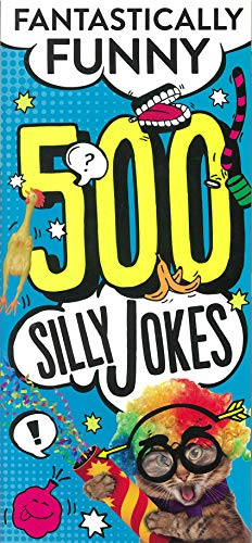 500 Silly Jokes By Parragon Books Ltd