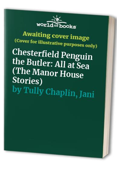 Chesterfield Penguin the Butler By Jani Tully Chaplin