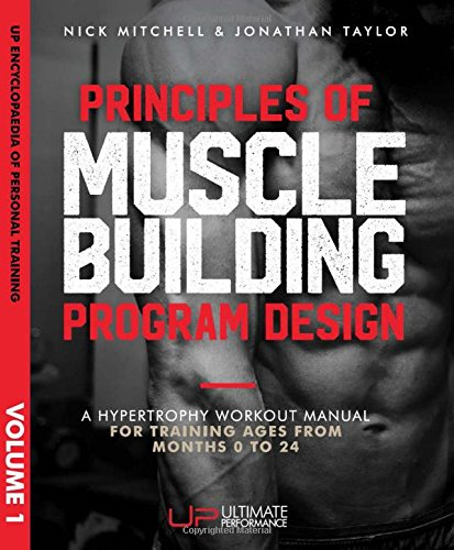 Principles of Muscle Building Program Design (UP Encyclopaedia of Personal Training Vol 1) By Nick Mitchell