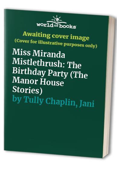 Miss Miranda Mistlethrush By Jani Tully Chaplin
