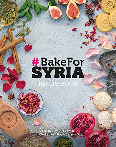 #BAKE FOR SYRIA By Lily Vanilli