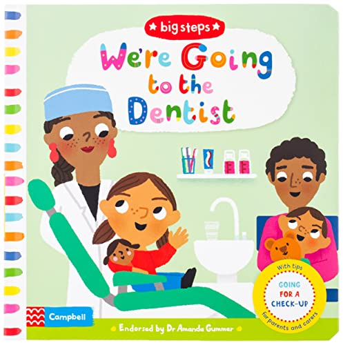 We're Going to the Dentist By Marion Cocklico