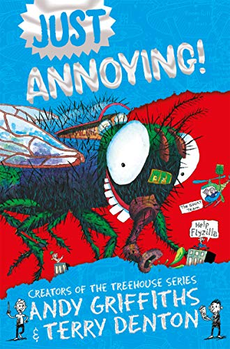 Just Annoying By Andy Griffiths