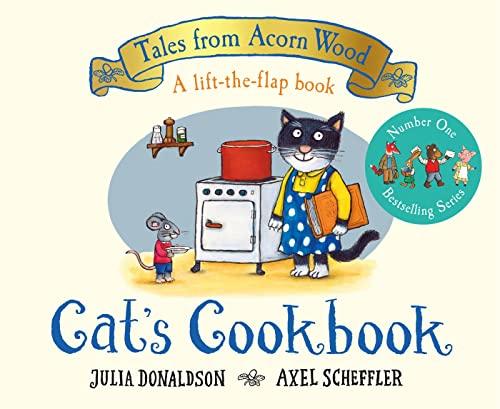 Cat's Cookbook By Julia Donaldson