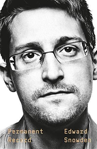 Permanent Record von Edward Snowden