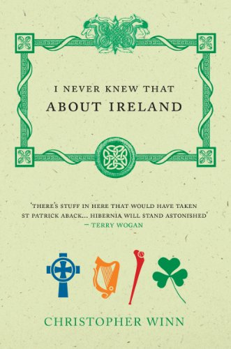I Never Knew That About Ireland By Christopher Winn