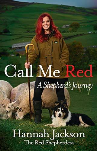 Call Me Red By Hannah Jackson