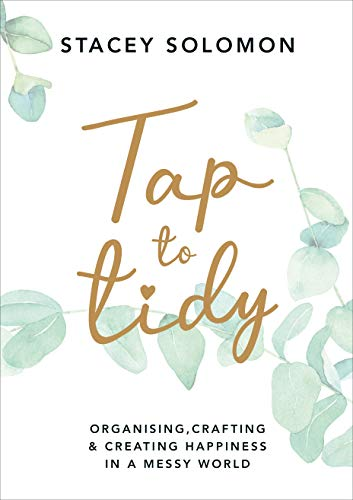 Tap to Tidy By Stacey Solomon