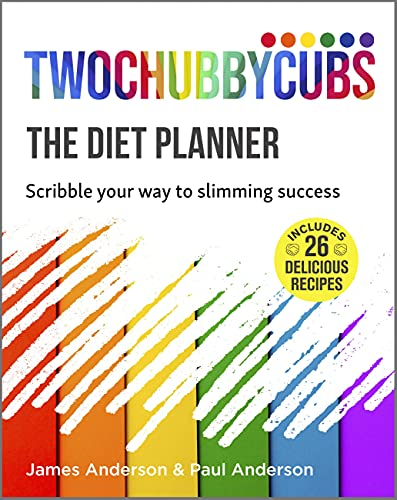 Twochubbycubs The Diet Planner By James Anderson
