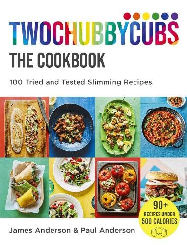Twochubbycubs The Cookbook By James Anderson