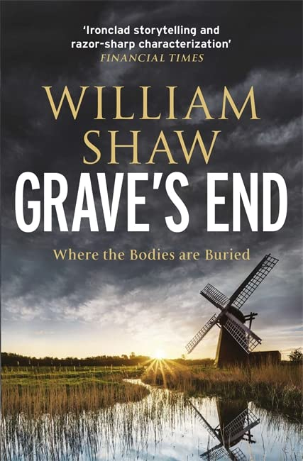Grave's End By William Shaw