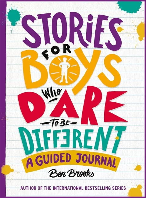 Stories for Boys Who Dare to be Different Journal von Ben Brooks