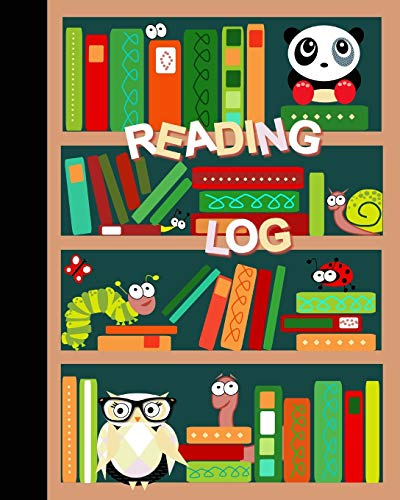 Reading Log By Smart Bookx