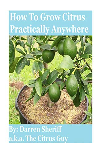 How to Grow Citrus Practically Anywhere By Darren Sheriff