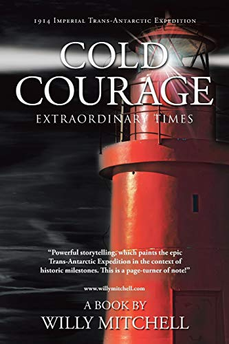 Cold Courage By Willy Mitchell