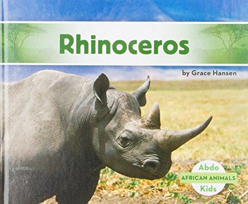 Rhinoceros By Grace Hansen
