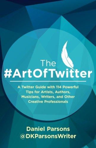 The #artoftwitter By Daniel Parsons (Auburn University Alabama USA)
