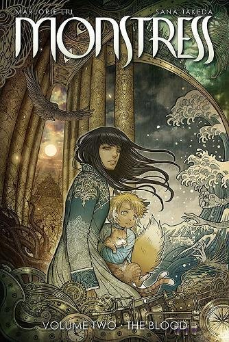 Monstress Volume 2: The Blood By Marjorie Liu