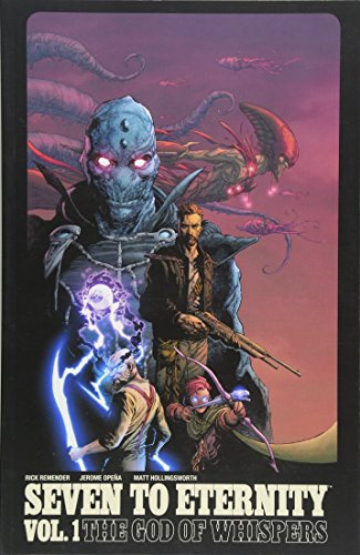 Seven to Eternity Volume 1 By By (artist) Jerome Opena