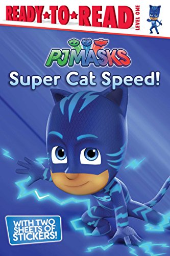 Super Cat Speed! By Cala Spinner